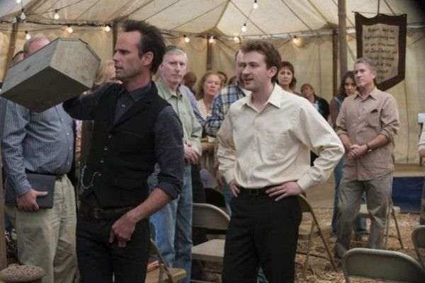 walton goggins joe mazzello justified truth and consequences