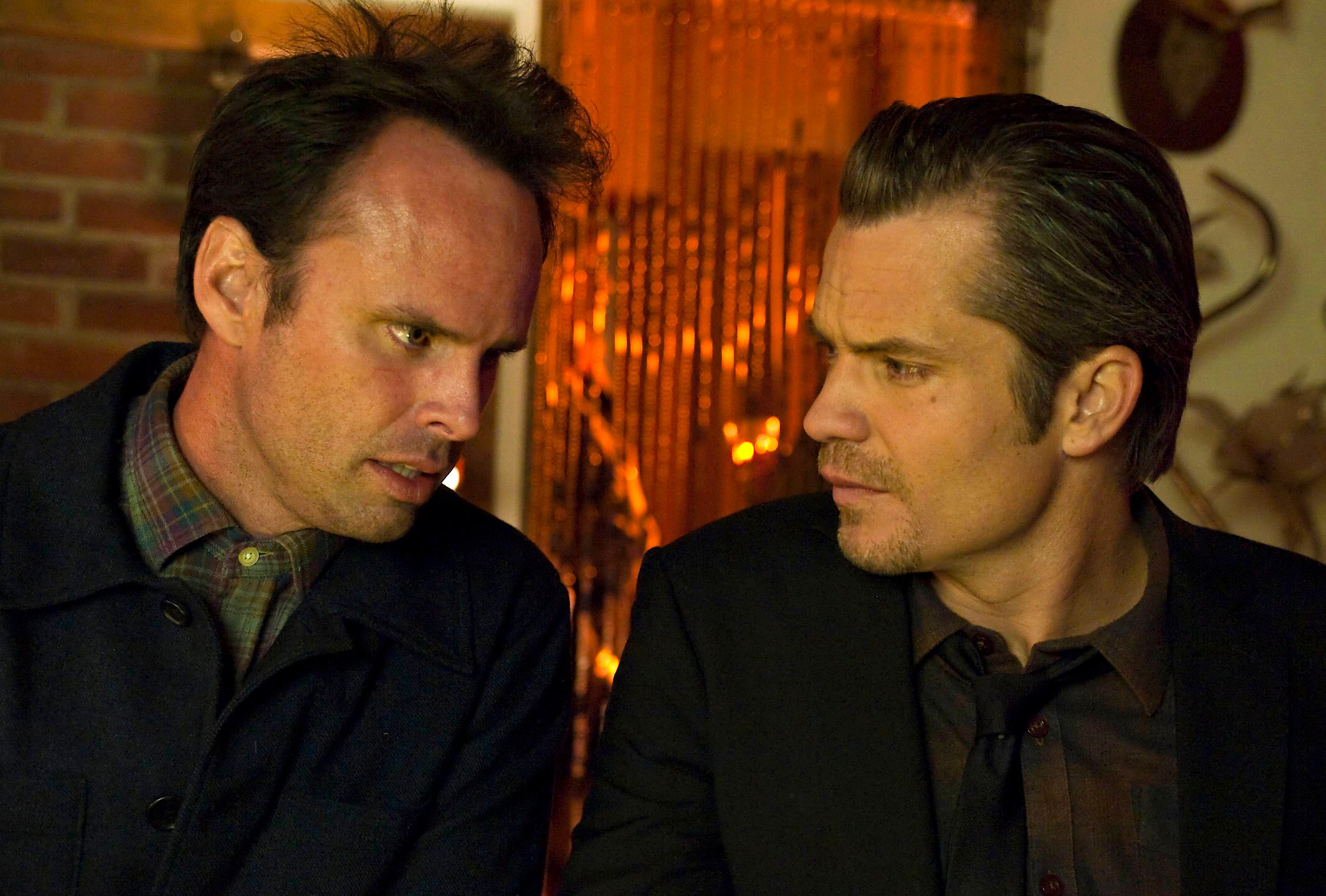Graham Yost Justified Season 3 Interview Hopes To Have Patton