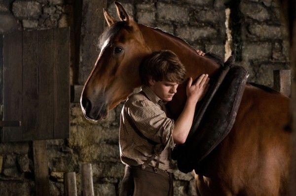 war horse jeremy irvine