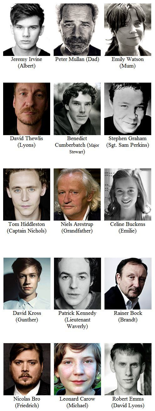 war_horse_cast_playbill