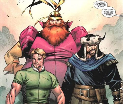 warriors_three_thor_comic_book_image_01