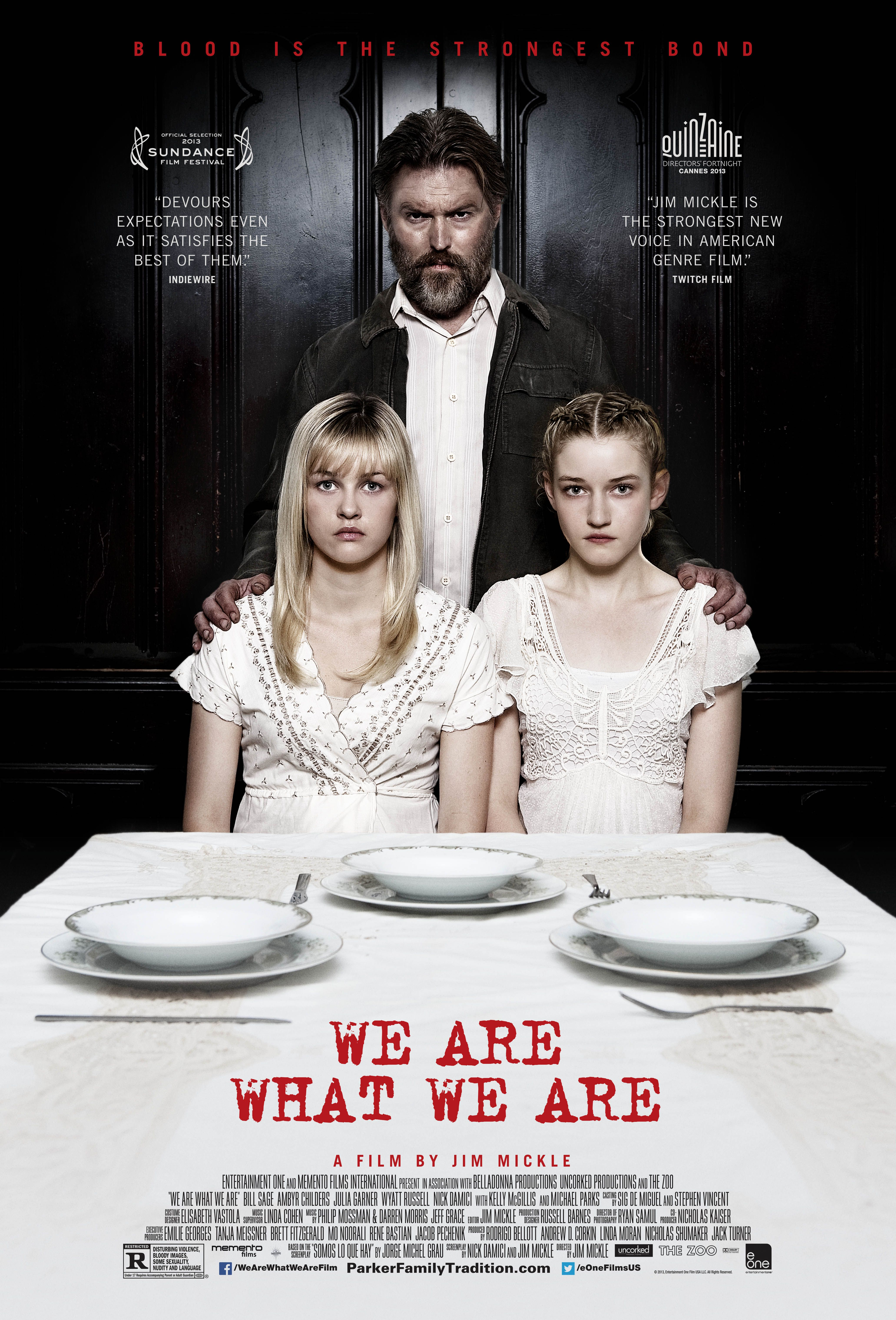 we are what we are trailer remake of mexican horror film