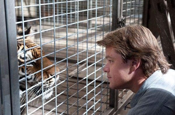 matt damon we bought a zoo