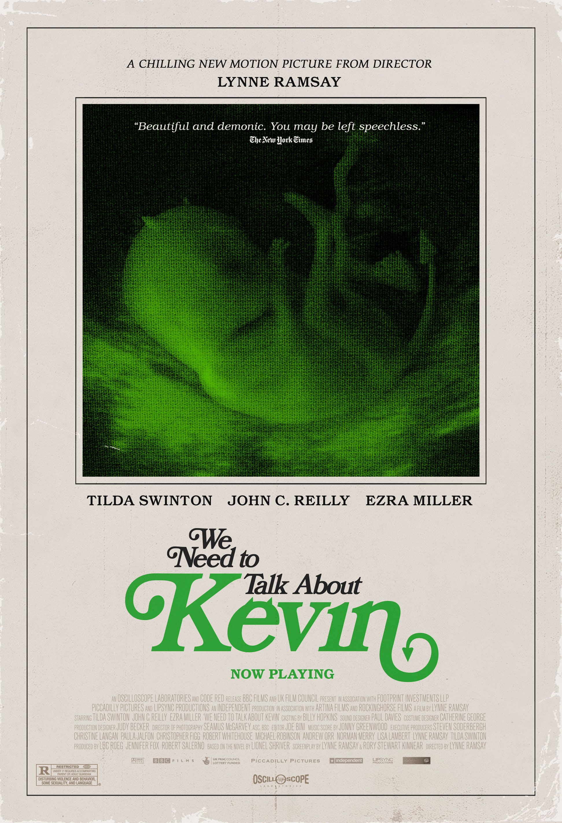 We Need To Talk About Kids And >> We Need To Talk About Kevin Friends With Kids And God Bless