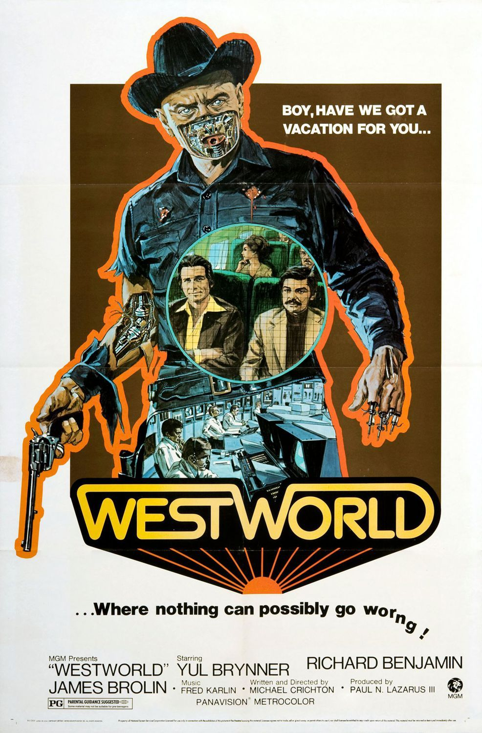HBO Orders Westworld TV Show to Series for 2015 Debut; Teaser Trailer Released   Collider