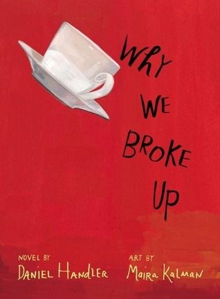 why we broke up book cover