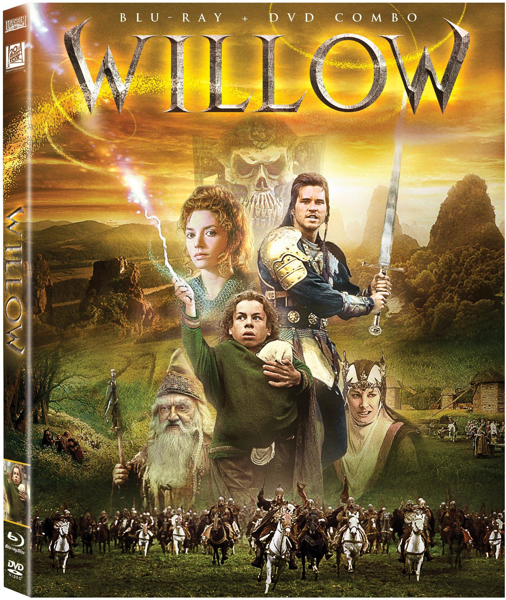 willow film review Magic-filled fantasy adventure with a few battle scenes read common sense  media's willow review, age rating, and parents guide.