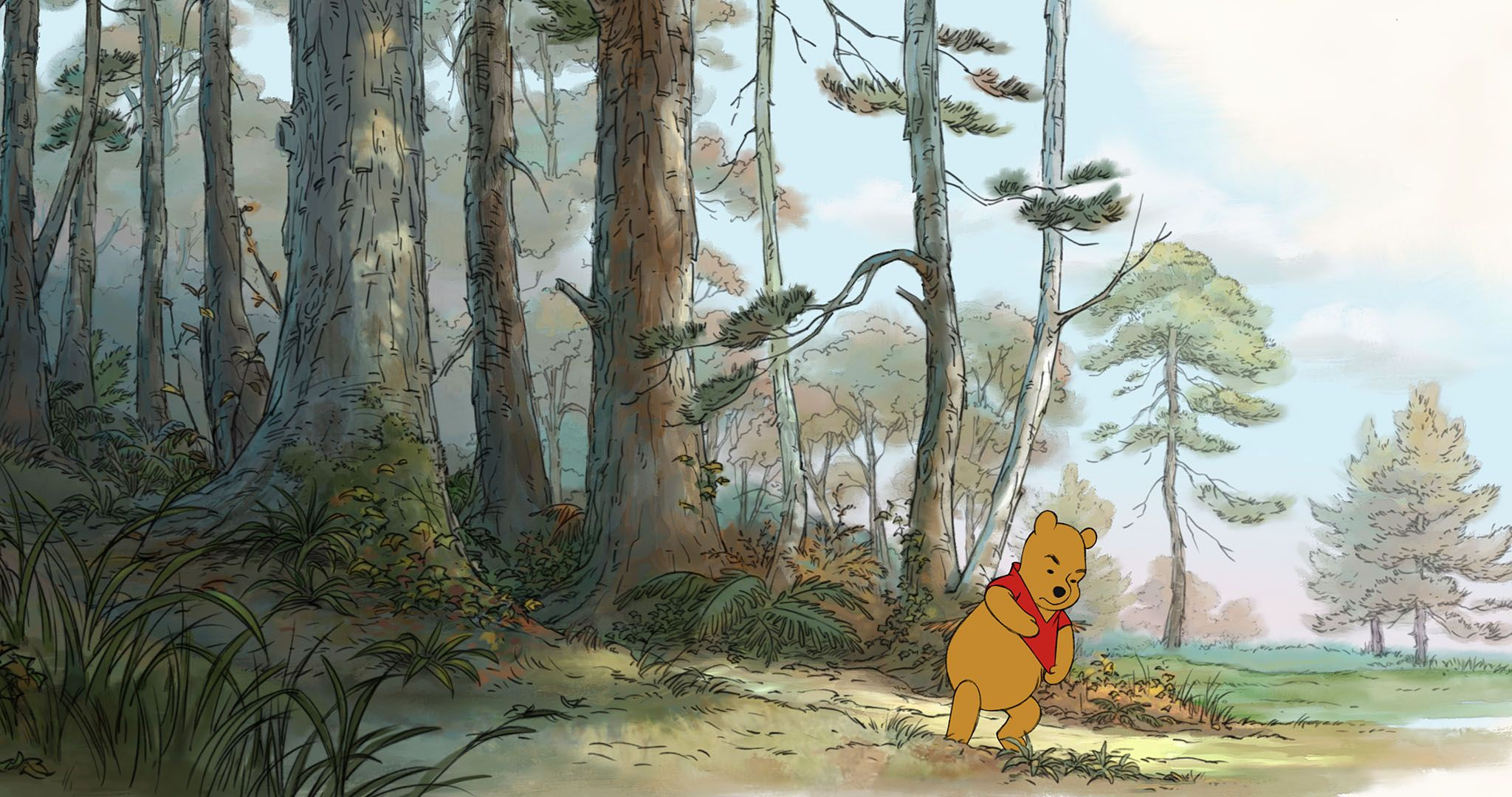 Winnie The Pooh Movie Images Collider