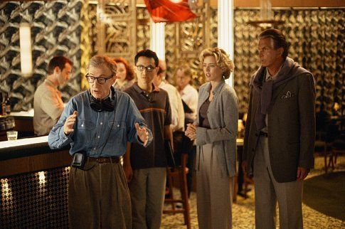 woody allen hollywood ending