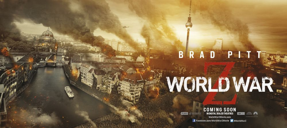 world war z book synopsis