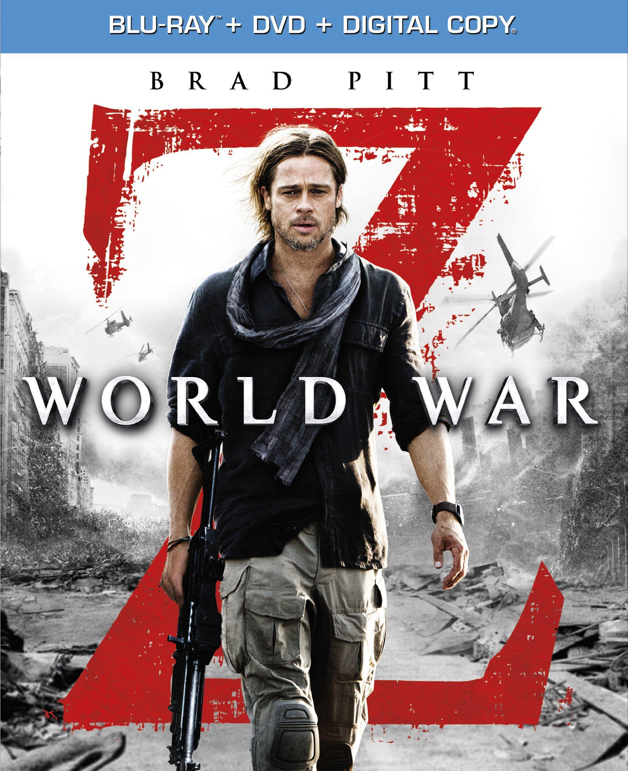 World War Z Blu-ray Review | High Def Digest