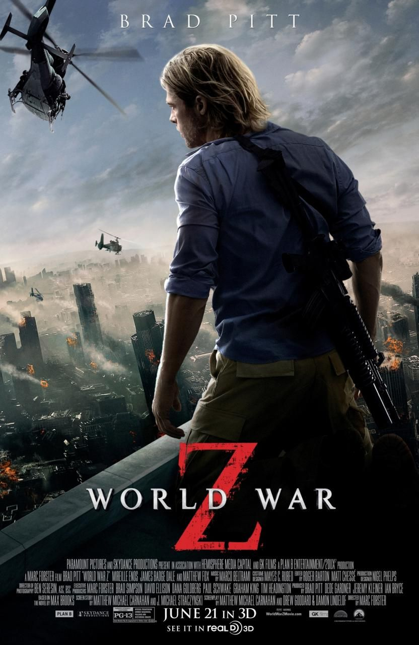 World War Z 2 Gets New Writer as Paramount Moves Forward