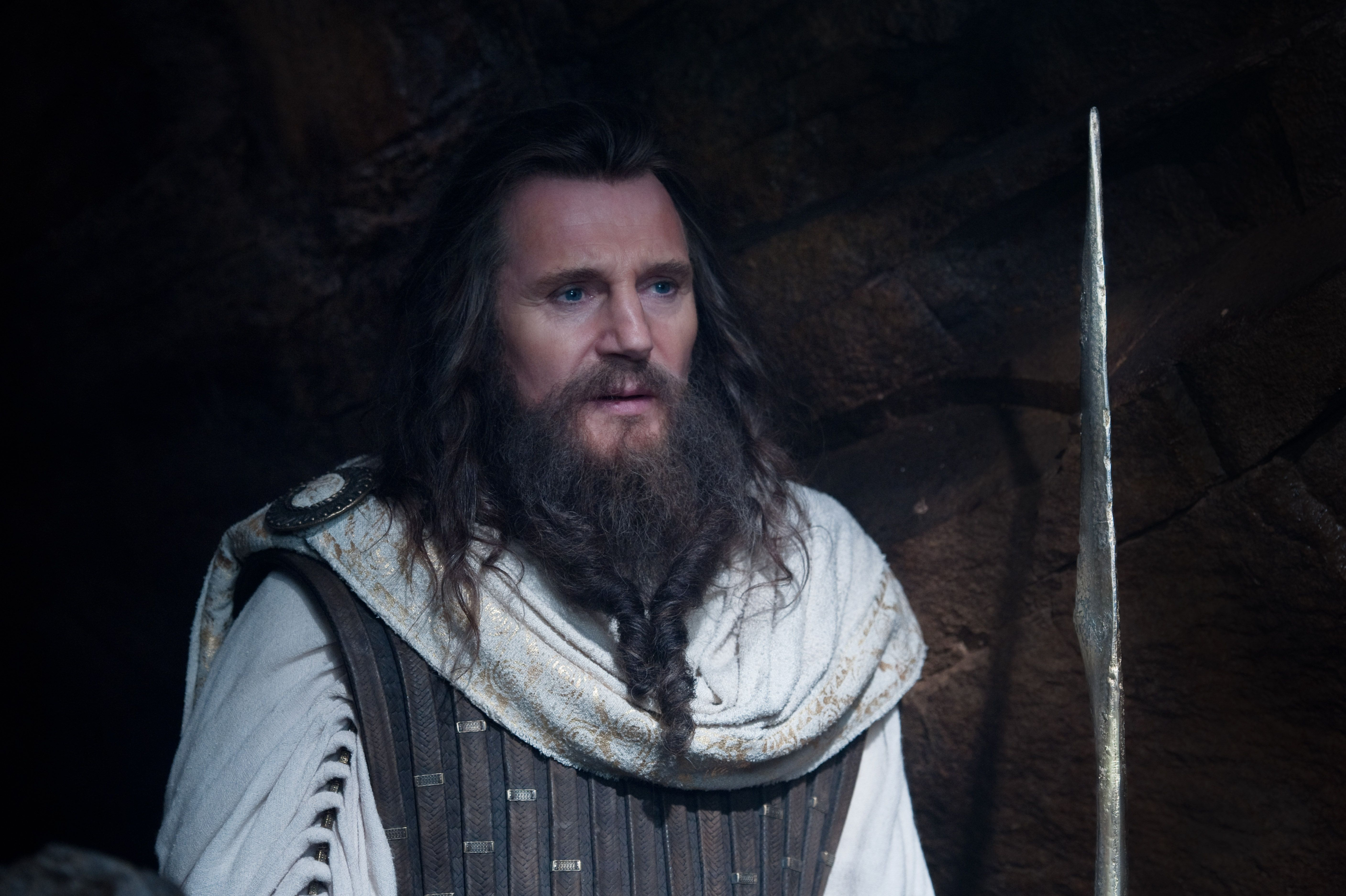 WRATH OF THE TITANS Images starring Liam Neeson | Collider
