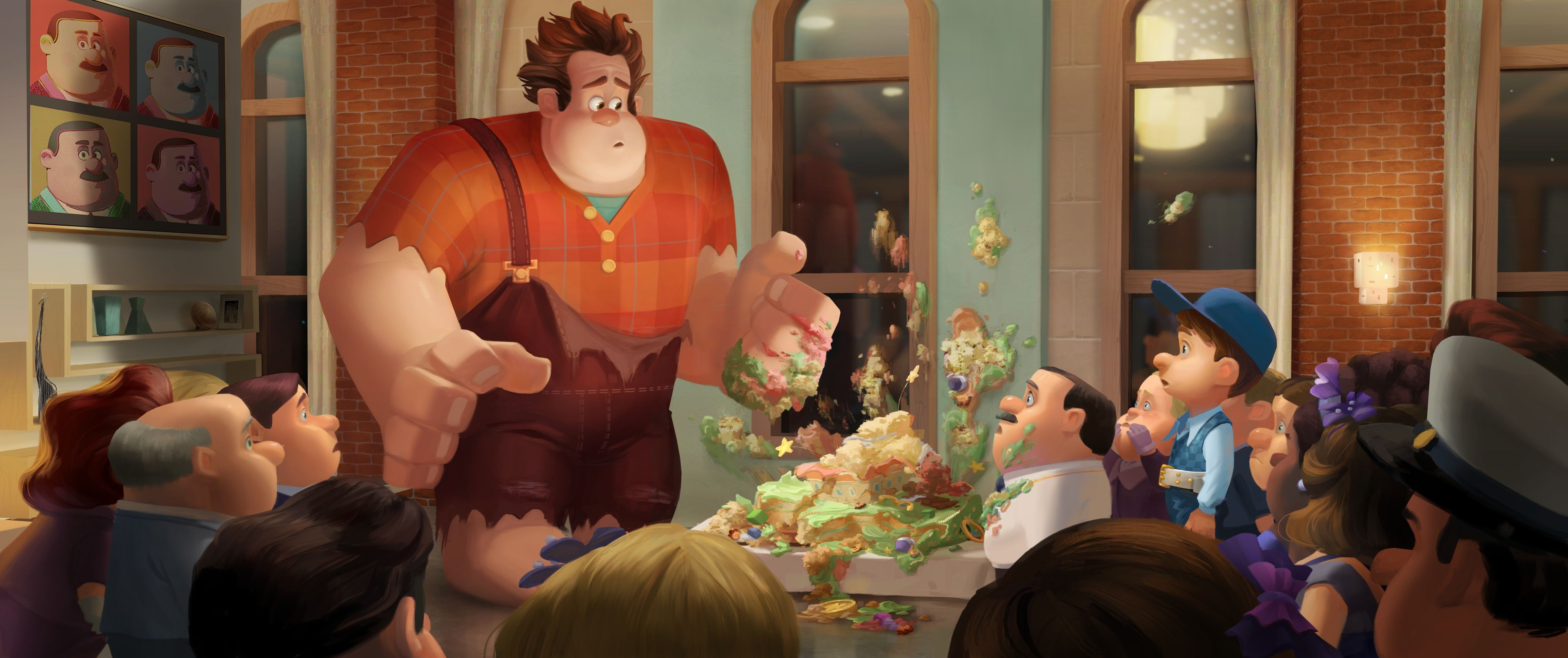 WreckIt Ralph 2 Details from Director Rich Moore  Collider