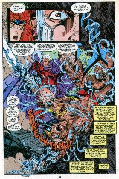 x-men-comics-magneto-rips-adamantium-wolverine