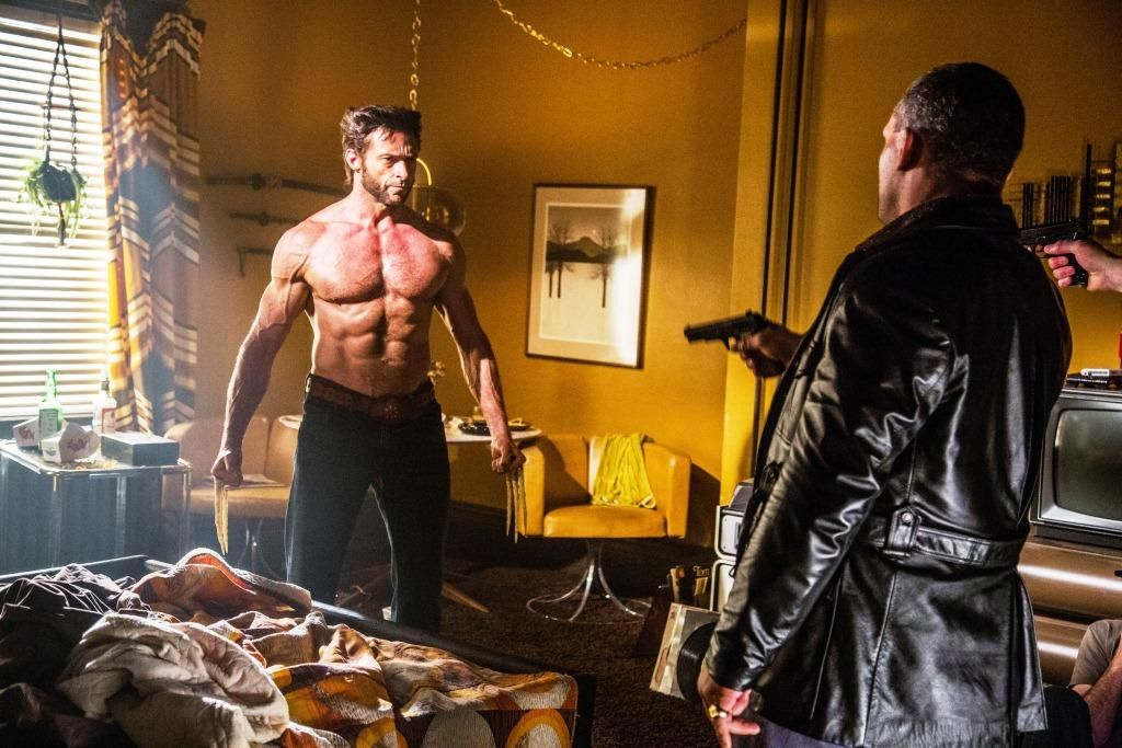 X-Men: Days Of Future Past Interview: James McAvoy on Set ...  Hugh