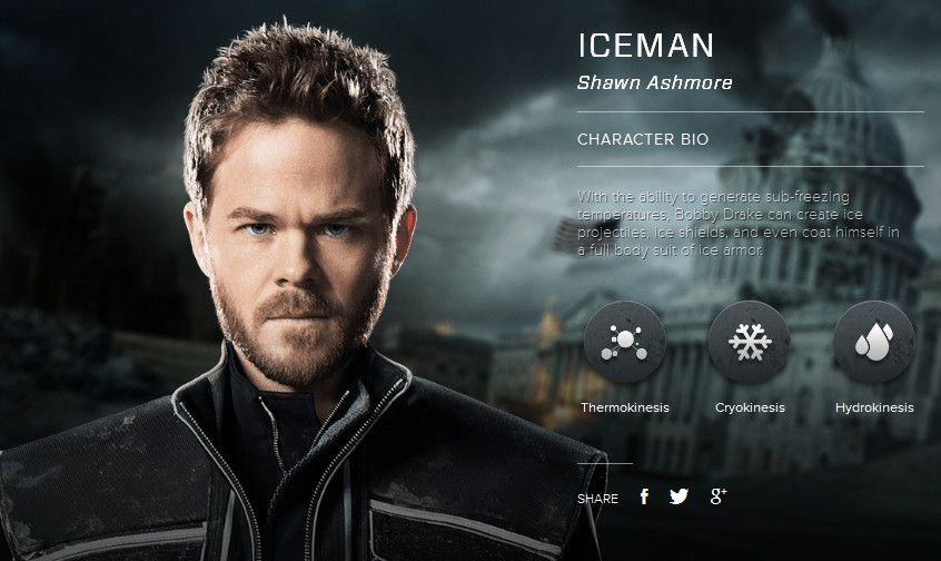 iceman x men days of future past - photo #1