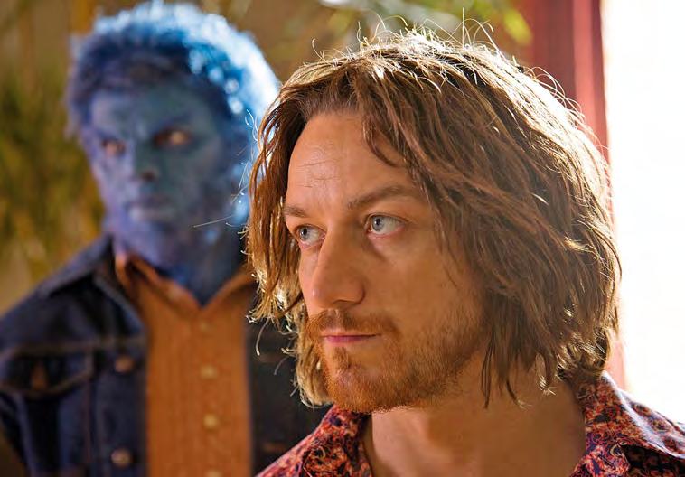 James McAvoy to Go Bald in X-Men: Apocalypse | Collider  James McAvoy to...
