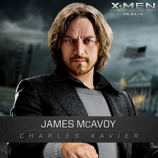 X-Men: Days Of Future Past Interview: James McAvoy on Set ...