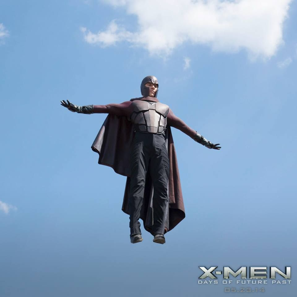 X-MEN: DAYS OF FUTURE PAST Set Visit; 90 Things to Know ...