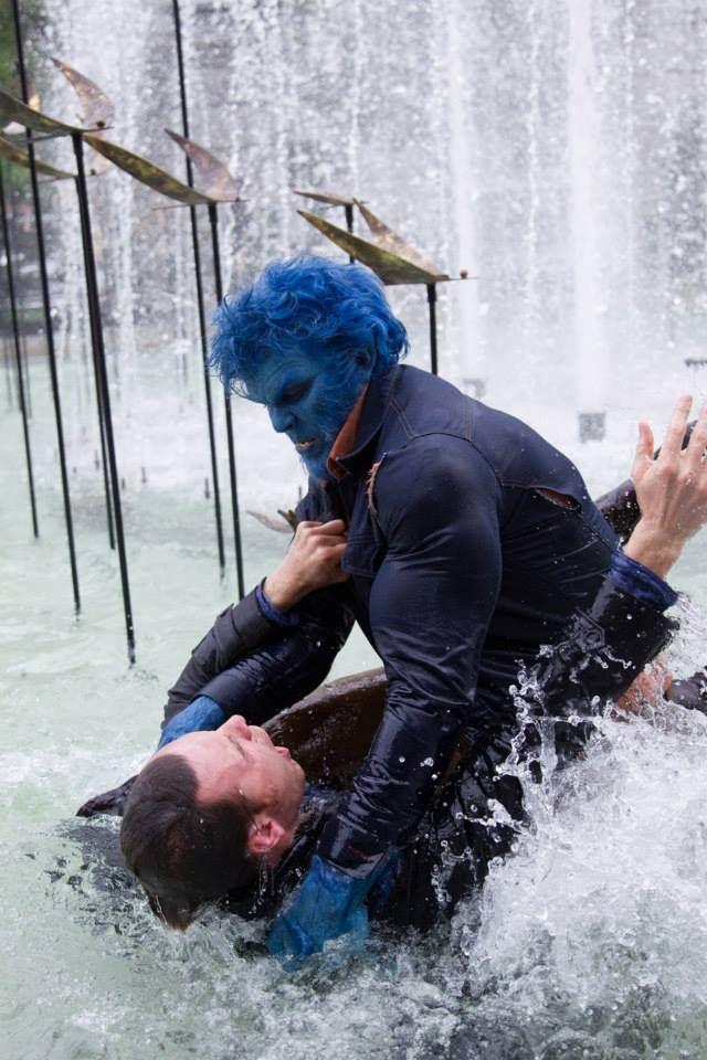 X Men Days Of Future Past Nicholas Hoult Nicholas Hoult Talks Y...