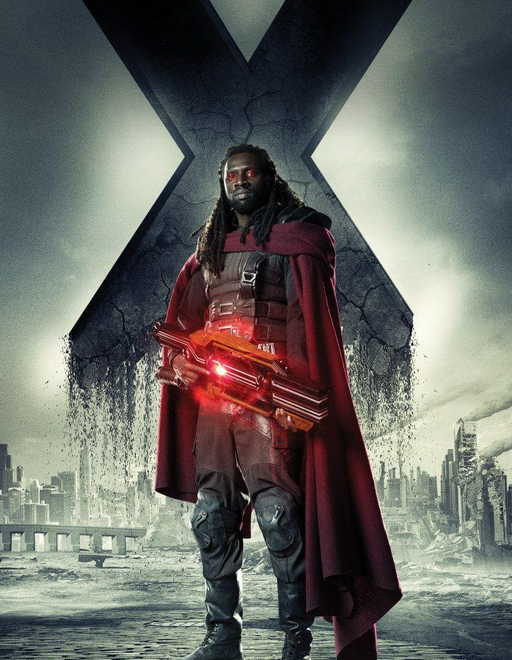 X Men Days Of Future Past Bishop X-MEN: DAYS OF FUTURE ...