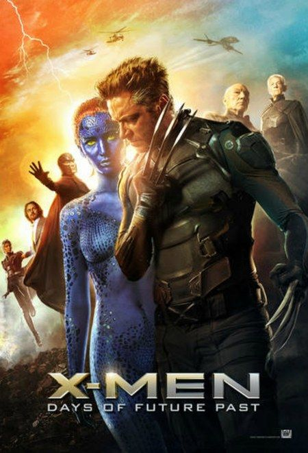 X-MEN: DAYS OF FUTURE PAST Posters. X-MEN Stars Hugh ...