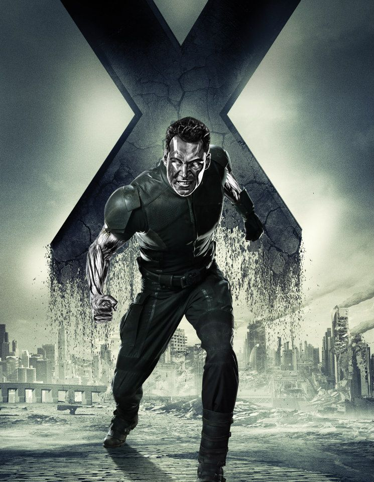 X men days of future past colossus