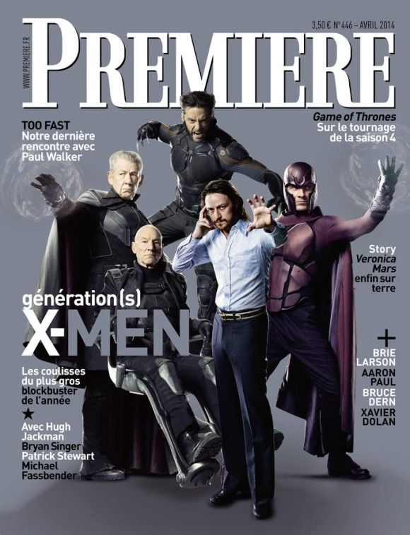 X-MEN: DAYS OF FUTURE PAST Images Provide another Look at ...