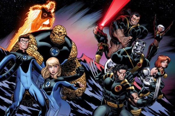 x-men-fantastic-four-comics
