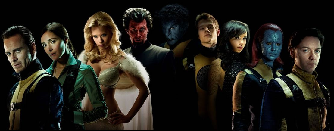 X-MEN: FIRST CLASS Cast Image | Collider