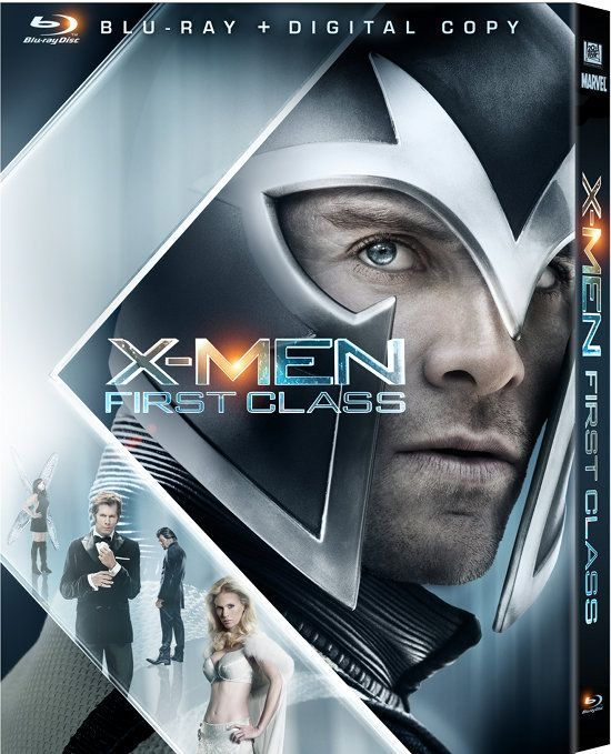 first x men x men first class hits dvd and blu ray on september 9th pre