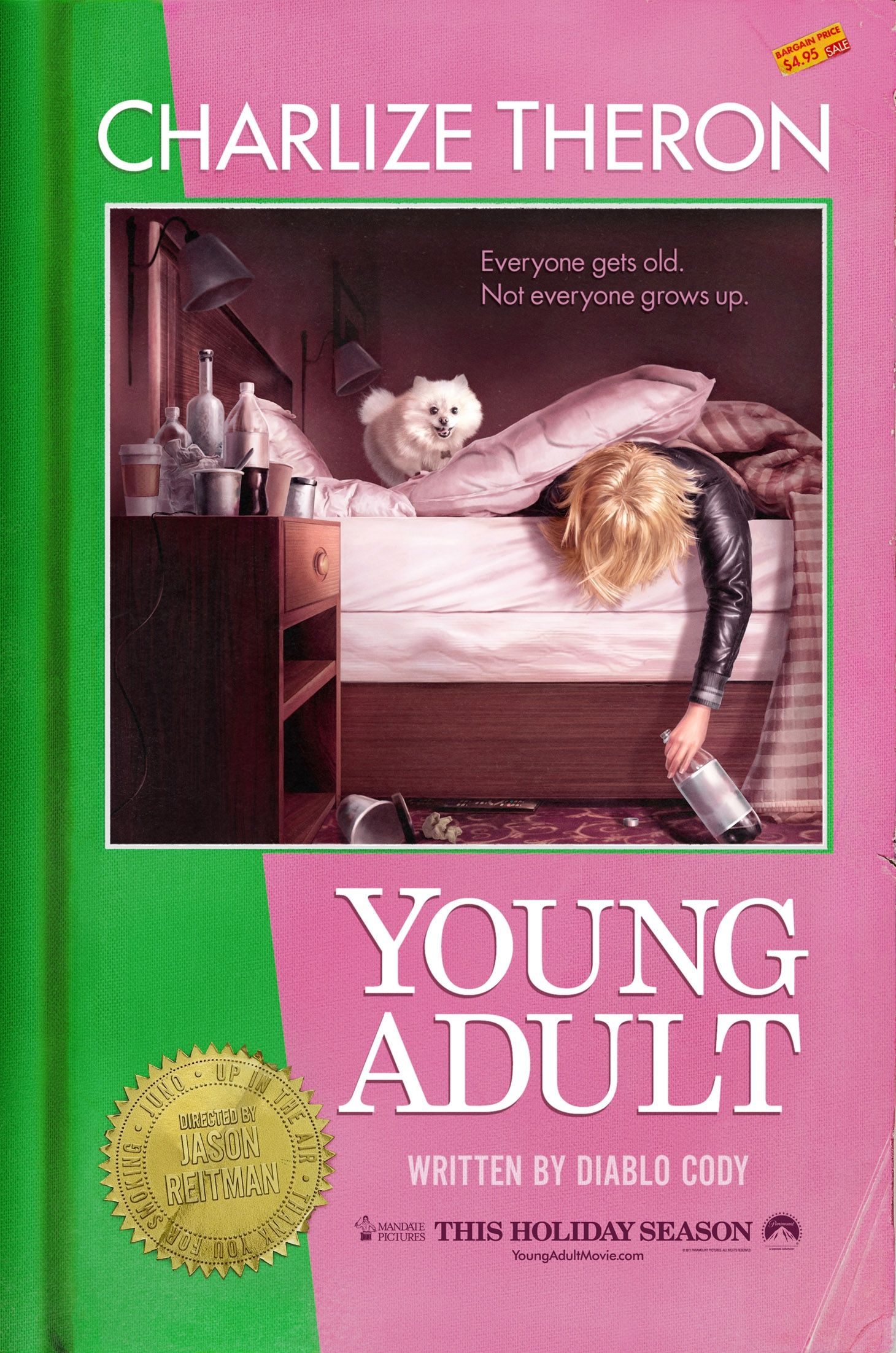 young adult movie poster collider