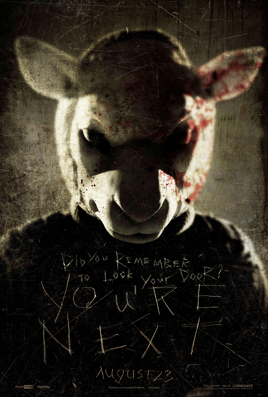 Scary Sheep Mask