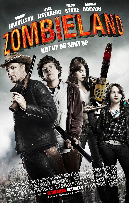 ZOMBIELAND 2 Update from Director Ruben Fleischer; Teases ...