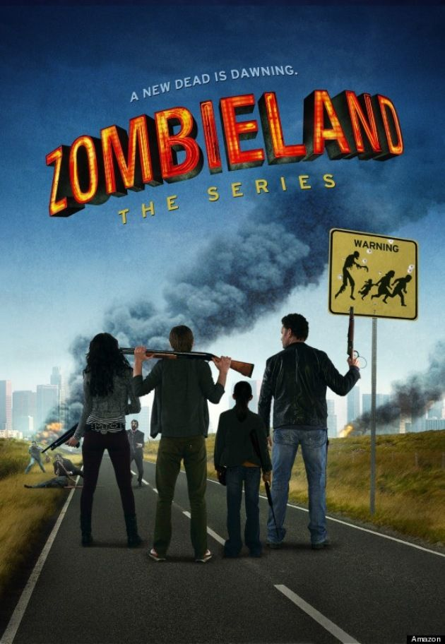 Zombieland tv show poster and image collider for Tv land tv shows